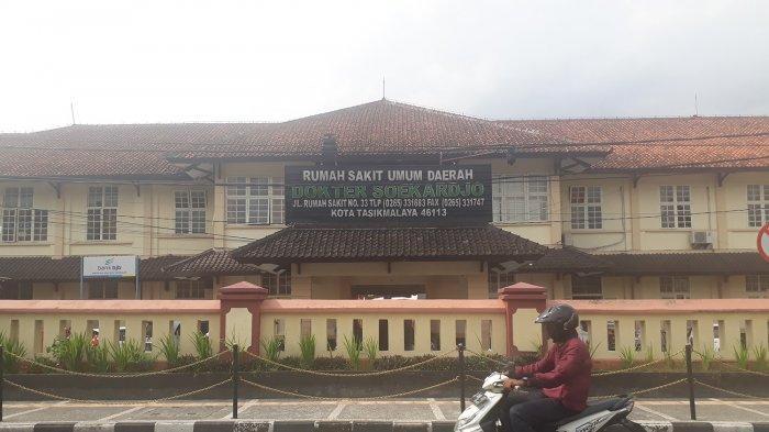 BREAKING News, Pasien Reaktif Rapid Test yang Dirawat di RSU dr Soekardjo Tasikmalaya Meninggal