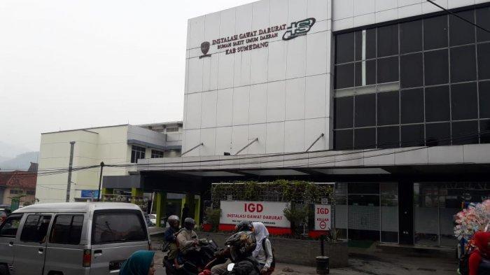 Sempat Ditutup Usai Dokter Terpapar Covid-19, Poliklinik Bedah Saraf di RSUD Sumedang Kembali Dibuka