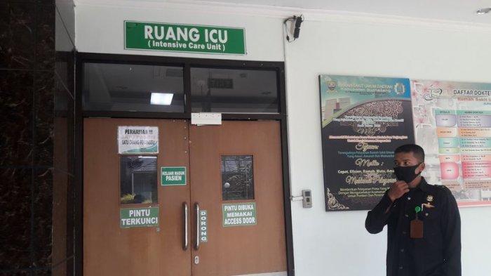 Dua Perawat RSUD Sumedang Positif Covid-19, Satu Orang Sakit Tenggorakan Pulang dari Bandung