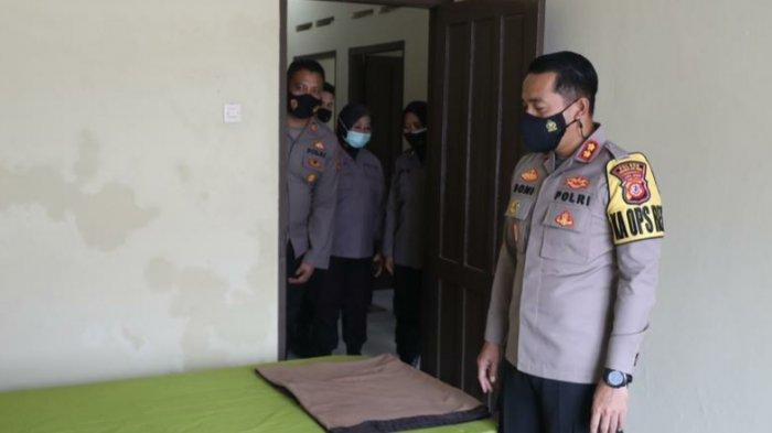 Tak Ingin Bebani Pemda, Polres Tasikmalaya Kota Sediakan Ruang Isolasi Khusus Polisi di Aspol