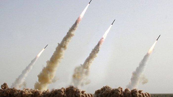 Ini Persembunyian Pasukan AS Setelah Diserang Rudal Iran