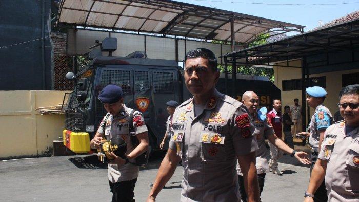 Kapolda Jabar Kunjungi Mapolres Cirebon, Pantau Persiapan Perubahan Status Jadi Polresta