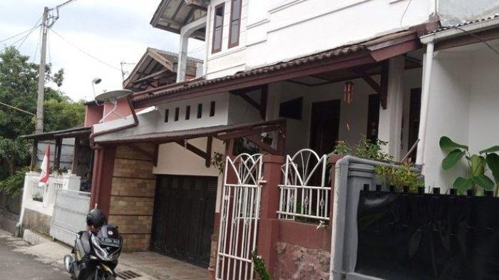 Rumah Anthony Ginting di Jalan Teknologi 3, Cimindi Raya, Cimahi. Di rumah ini Anthony dilahirkan.