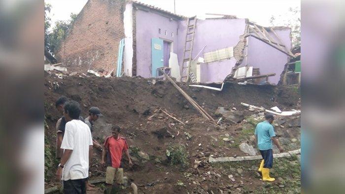 Waspada, Bencana Longsor Masih Intai Jawa Barat, Ini Sejumlah Daerah Rawan Longsor