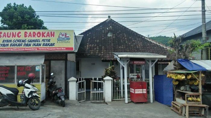 Rumah Asri di Sumedang Ini Mencuri Perhatian, Punya Ciri Khas Bangunan Karya Soekarno, Ini Cirinya