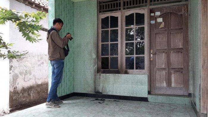 Rumah Warga di Sleman Diteror Bom Molotov, Etalase Rumah Makan Padang Dirusak