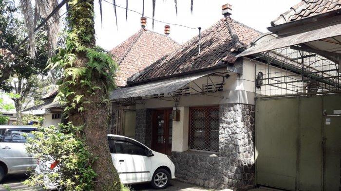 Rumah karya Soekarno di Jalan Kasim, Kota Bandung.