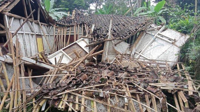 Usulan Rutilahu Tak Kunjung Terealisasi, Rumah Mak Oyoh di Ciamis Keburu Roboh