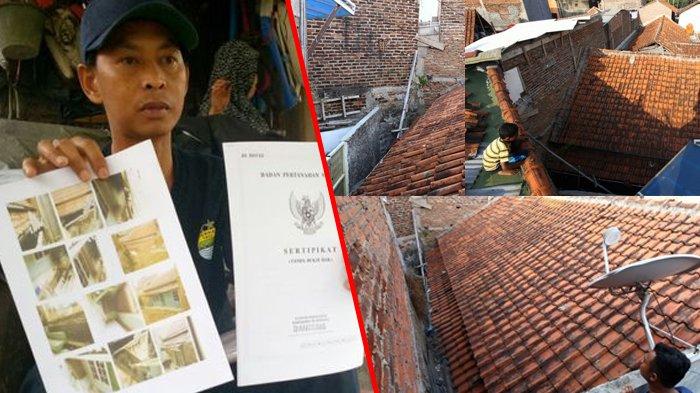 Ketua RT Sebut Rumah Terkepung Milik Eko Itu Rumah Kontrakan, Hanya Dihuni Dua Bulan