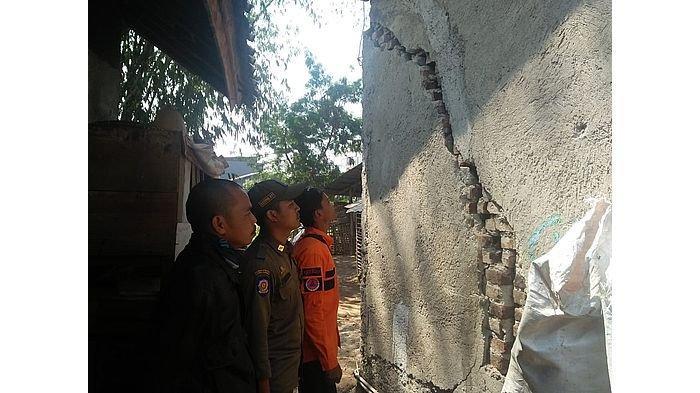 UPDATE DAMPAK GEMPA BANTEN, 4 Orang Meninggal, 223 Rumah Rusak di Jabar dan Banten