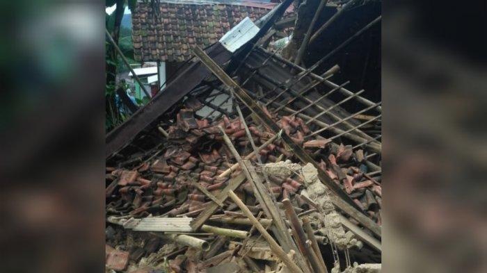 Update Terkini: Gempa Bumi di Sukabumi Sebabkan 7 Warga Terluka, Puluhan Rumah Rusak