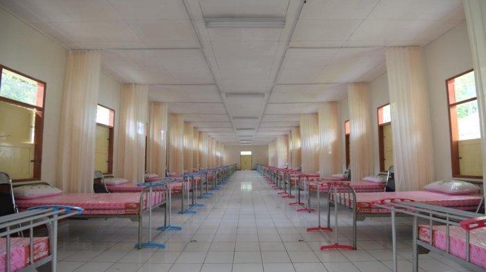 Keterisian Rumah Sakit di Jabar Turun, Pusat Isolasi Non-RS di Kabupaten Tasik Lebihi Kapasitas