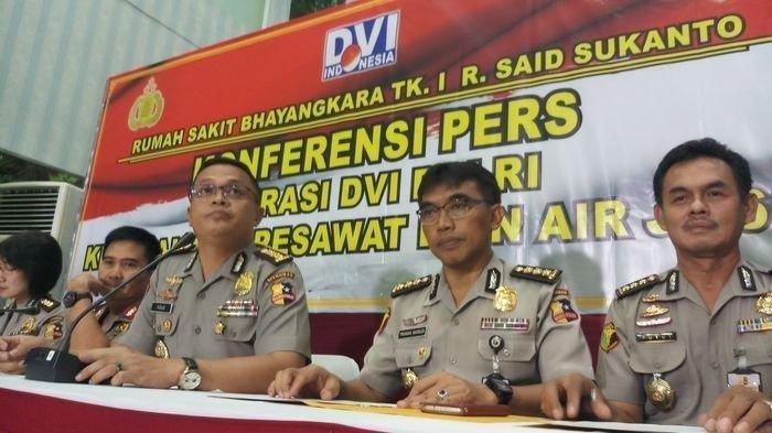 Soal Status Korban Lion Air JT 610 yang Tak Bisa Diidentifikasi, RS Polri Serahkan ke Pengadilan