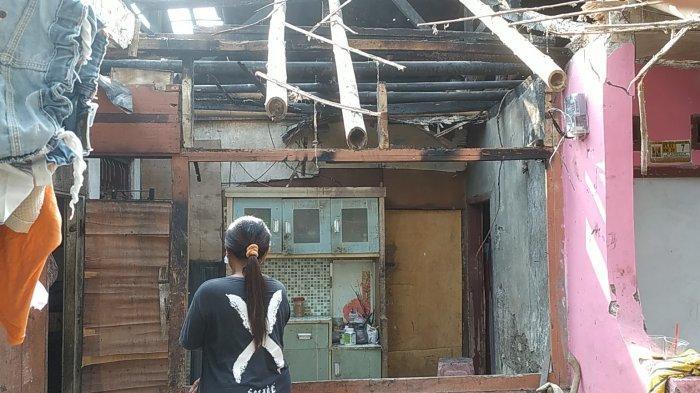 Rumah Warga di Palabuhanratu Terbakar, Ketahuan saat Anak Pemilik Rumah Nangis Minta Susu