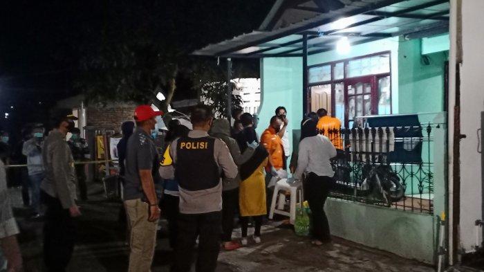 Penggerebekan Terduga Teroris di Banjaran, Suami Istri Ditangkap, Sudah Setahun Tinggal Tertutup