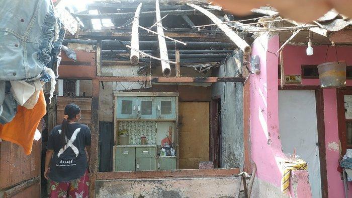 Rumah Warga di Palabuhanratu Terbakar Dini Hari, Ketahuan saat Anak Pemilik Rumah Nangis Minta Susu