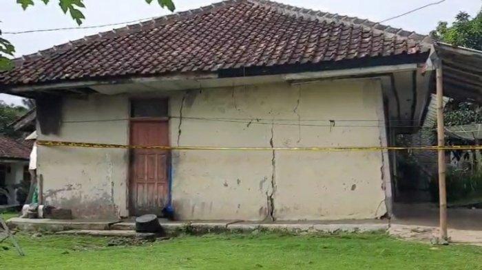 Jumlah Rumah yang Rusak Terdampak Pergerakan Tanah di Cibalong Kabupaten Tasik Mencapai 122 Unit