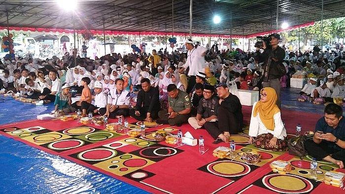 Rumah Yatim Gelar Buka Puasa Bersama 6.000 Yatim Bandung