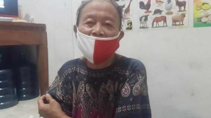 Rumiati, ibu-ibu yang ada di postingan Instagram Anies Baswedan saat pamer Cipinang Melayu bebas banjir