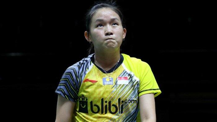 Hasil Thailand Open 2021, Selasa (13/1/2021) Wakil Indonesia Habis di Tunggal Putri