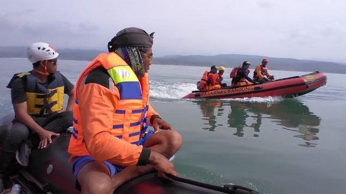 Kapal Nelayan di Pangandaran Hilang Kontak dari Kemarin, Berisi Dua Orang, Sedang Disisir