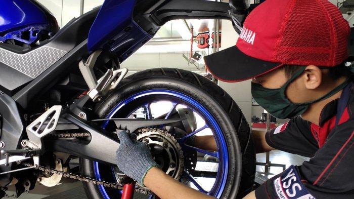 Tips Merawat Rantai Sepeda Motor Agar Lebih Awet
