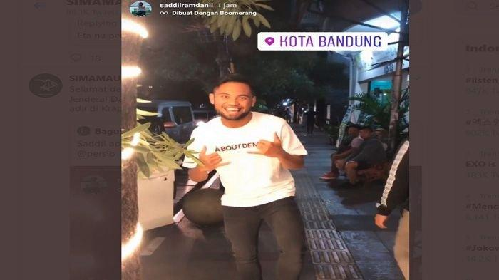 Ramai Dikabarkan Merapat ke Persib Bandung, Saddil Ramdani Malah Susul Eks Persib Bandung