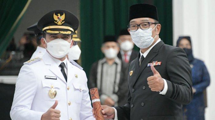 Sah Jadi Wakil Bupati Bandung, Sahrul Gunawan Belum Didampingi Istri, Masih Mencari Calonnya