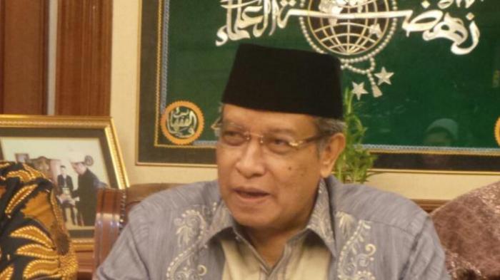 Ketua Umum PBNU Said Aqil Dinyatakan Positif Covid-19, yang Sempat Kontak Jalani Swab
