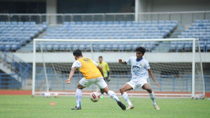 Profil Pemain Muda Persib Bandung Saiful, Punya Cara Mudah untuk Mengisi Waktu selama PPKM Darurat