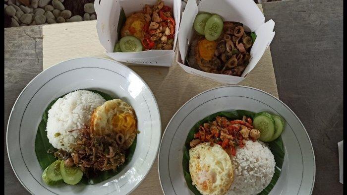 Bingung Mau Makan Siang Apa? Yuk Cicipi Menu Makanan Kerinci di Noka Kitchen