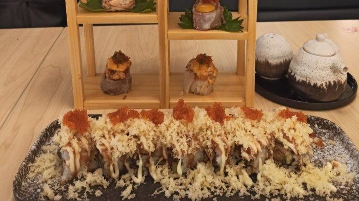 Hadir di Bandung, Okinawa Sushi Berbagai Jenis Sushi Dengan Tampilan Yang Instagramable