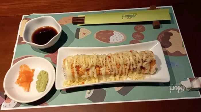 Resep dan Cara Membuat Sushi Salmon Crispy Roll yang Praktis dan Nikmat, Bisa Dibuat di Rumah Lho