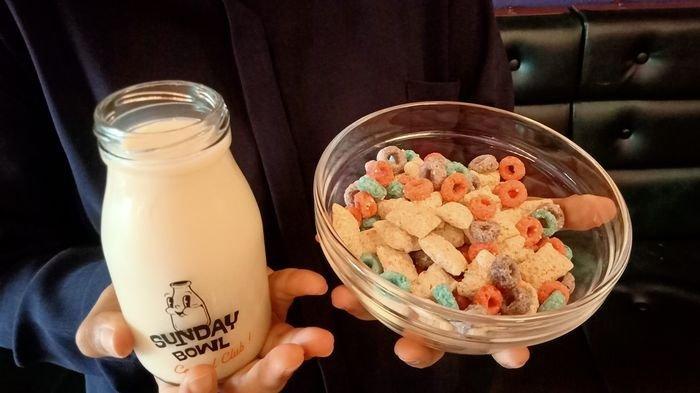 Asiknya Mencicipi Berbagai Jenis Sereal di Sunday Bowl Cereal Club yang Hadir di Bandung