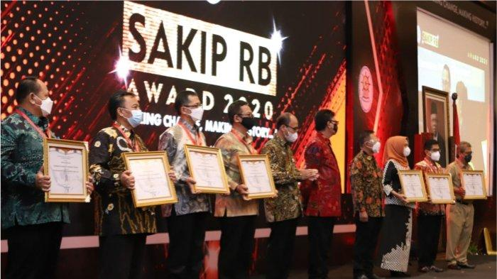 SAKIP RB Award 2