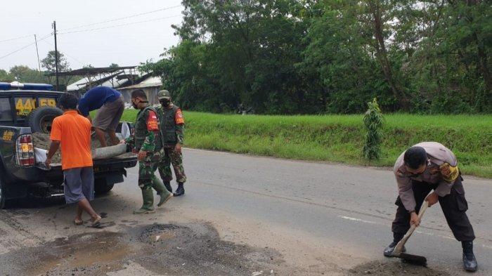 Cuaca Ekstrim, 20 Kilometer Jalan di Daerah Ini Rusak, Pengendara Diimbau Hati-hati