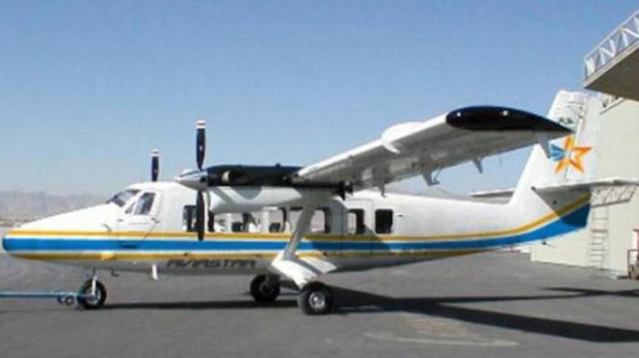 Pesawat Aviastar Ditemukan di Sidrap Ramai Diungkap di Jejaring Sosial