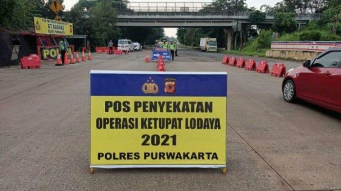 22 Ribu Kendaraan Terpaksa Balik Arah, Gagal Lewati 158 Titik Penyekatan di Jabar dalam Dua Hari