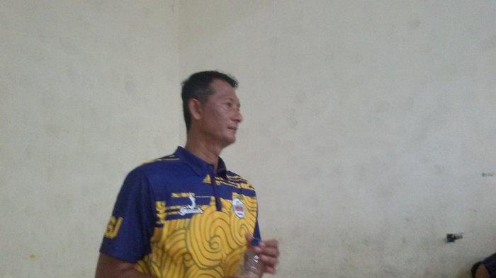 Samsul Jais, mantan pelatih dan pemain nasional bola voli putra