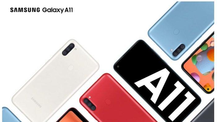 Harga Samsung A11 Dibanderol 1.7 Jutaan, Simak Spek Lengkapnya