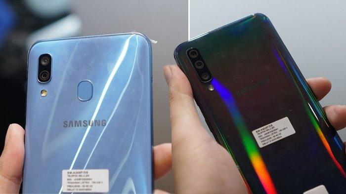 Samsung Galaxy A50 dan Samsung Galaxy A30 Hadir di Indonesia, Ini Harga dan Spesifikasi Lengkapnya