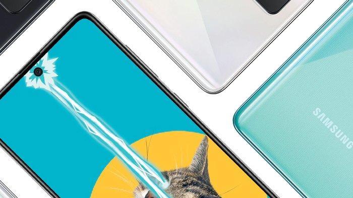 Spesifikasi Lengkap dan Harga Samsung Galaxy A51, Dilengkapi 4 Kamera Belakang, Meluncur 10 Januari