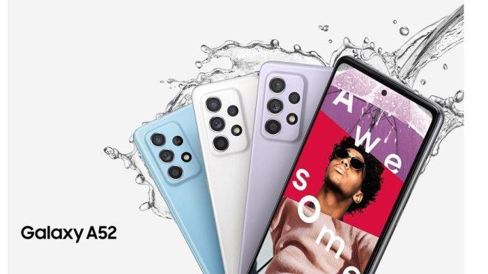 Samsung A52 Harga dan Spesifikasi, Smartphone Mid-End Terbaik dengan Harga Murah