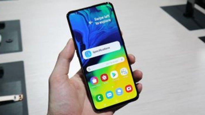Samsung Galaxy A80 Sudah Mulai Diperkenalkan di Thailand, Berikut Spesifikasi Lengkapnya