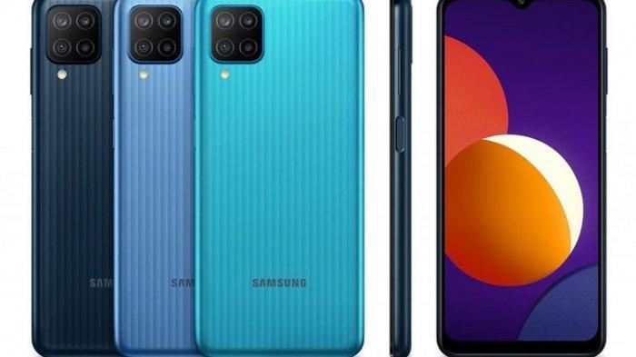Samsung Galaxy M12 Resmi Dirilis, Punya Baterai Jumbo 6.000 mAh, Ini Spesifikasi Lengkapnya