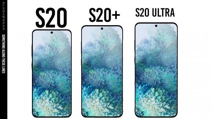 Daftar Harga Hape Samsung Terbaru Maret 2020, Samsung Galaxy S20 Ultra Rp 18,499,000.