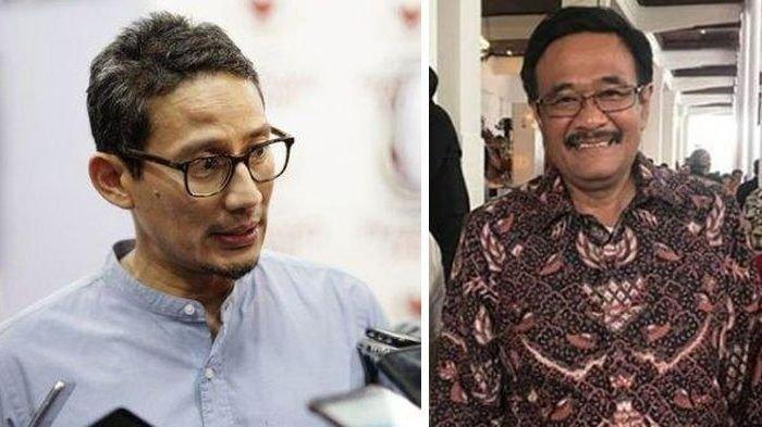 Para Tokoh Ramai-ramai Masuk Tim Sukses Menantu Jokowi, di Antaranya Sandiaga Uno dan Djarot Saiful