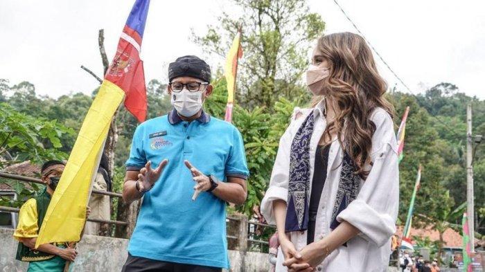 Sandiaga Uno Ajak Masyarakat Bikin Konten Kreatif Apresiasi Desa Wisata Berhadiah Miliaran Rupiah