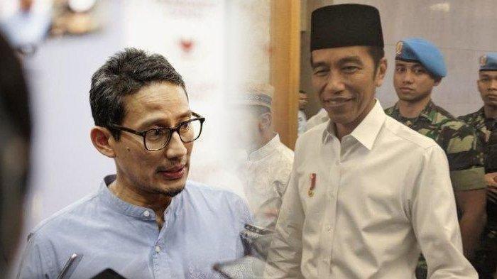 Apa yang Dilakukan Sandiaga Setelah Gagal di Pilpres 2019? Tak akan Gabung Jokowi, Pilih Lakukan Ini