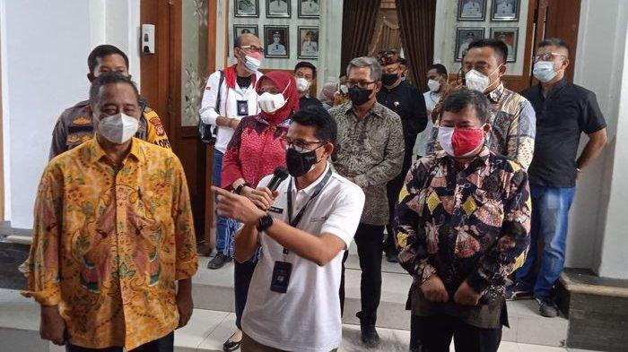 Selain Dodol, Sandiaga Sebut Kopi yang Pernah Juara Dunia Ini Bakal Diingat Saat Datang ke Garut